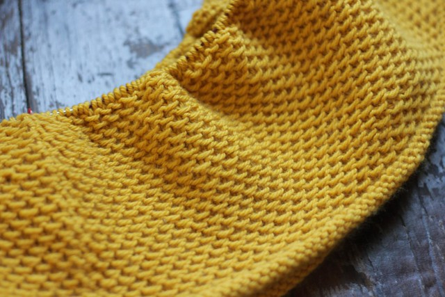 A Common Thread Catching Up Honey In Honey Cowl