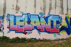 Lelani (Stalkin The Lines) Tags: street streetart art abandoned graffiti paint florida decay westpalmbeach spray fl spraypaint graff palmbeach abandonment southflorida westpalm focusedongraff