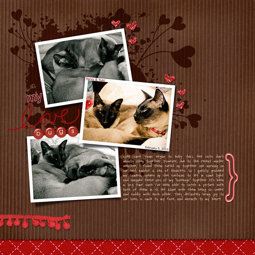 DigiScrap: My Lovebugs