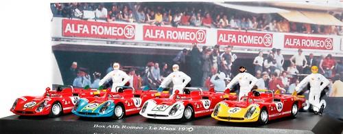M4 Box Alfa LM 1970