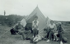 Image titled McCreath family Camping at Embo 1964