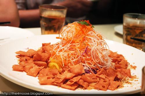 Zhou's Kitchen - 丰收鱼生(挪威三文鱼生)