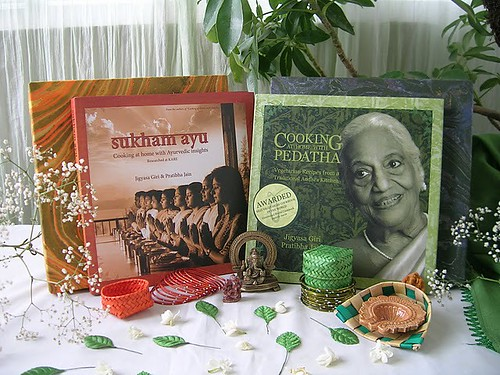 Cookbooks from India