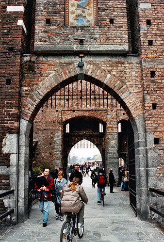 In Sforza castle by oksidor, on Flickr