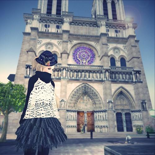 Voyage au monde Paris