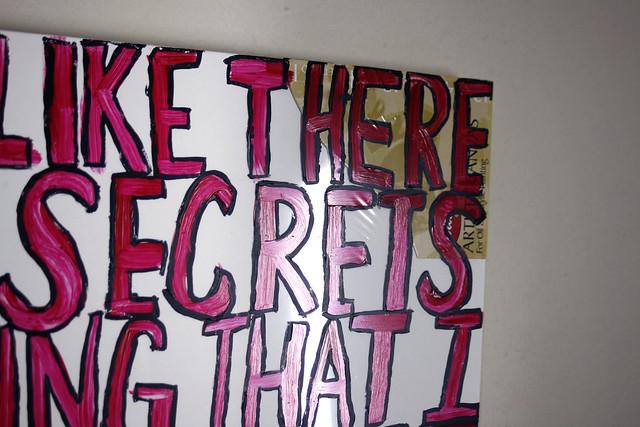 Secrets (detail)
