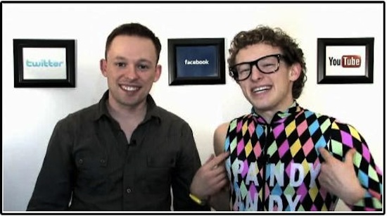 Josh and Spandy