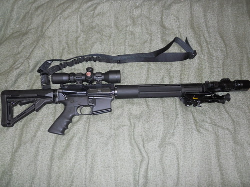 New here - new to AR - AR-15 Discussion