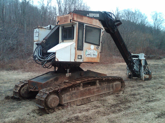 1993 Timbco T425B for sale at wwwforestryfirstcom by Forestry First