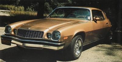 camaro 1975
