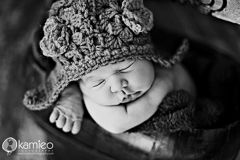 Newborn girl I.