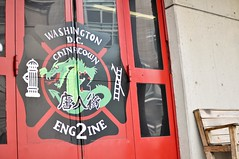 Engine 2 Chinatown (inetnasshadow) Tags: city morning winter urban dc chintown
