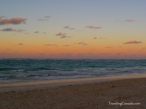Sunset on the Beach, Punta Cana