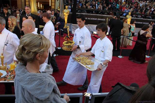 Chocolate Oscars at the 83rd Academy Awards Red Carpet IMG_0926 by MingleMediaTVNetwork