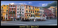 Lerici (Fil.ippo) Tags: houses panorama colors landscape raw liguria case filippo lerici colorate d5000