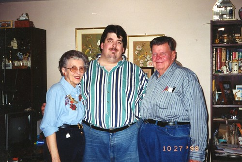 Mom, Me and Dad