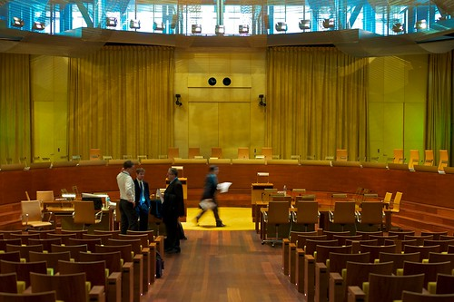 european court of justice, grand salle