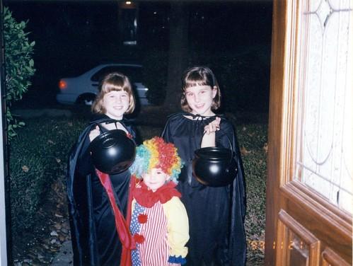 Caitlin 22 - Halloween