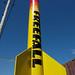 """FreeFall 6"""" Rocket"""