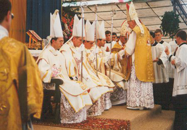 Obispos FSSPX