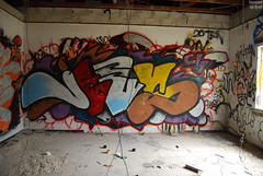 Jevs (Stalkin The Lines) Tags: street streetart art abandoned graffiti paint industrial florida decay westpalmbeach spray forgotten fl spraypaint mold graff palmbeach abandonment decayed ch southflorida westpalm mildue jevs focusedongraff