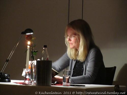Autorin liest aus Friesenrache