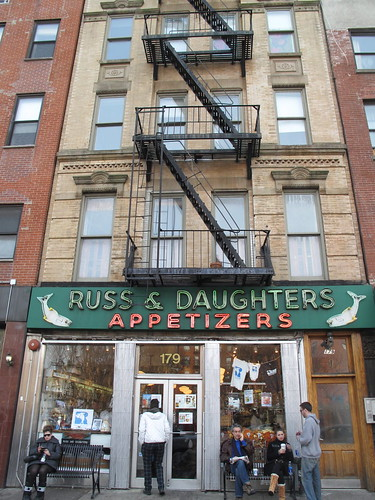 Russ & Daughters, NYC