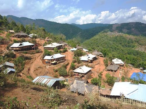 Kengtung - Village Eng-Le village (5)