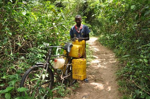 Congo cyclist