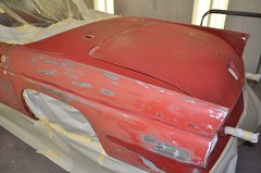 """1955 Ford Thunderbird • <a style=""""font-size:0.8em;"""" href=""""http://www.flickr.com/photos/85572005@N00/5510597086/"""" target=""""_blank"""">View on Flickr</a>"""