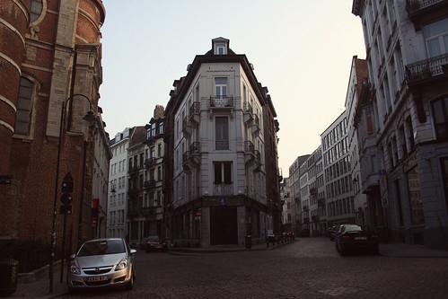 Brussels corners VI