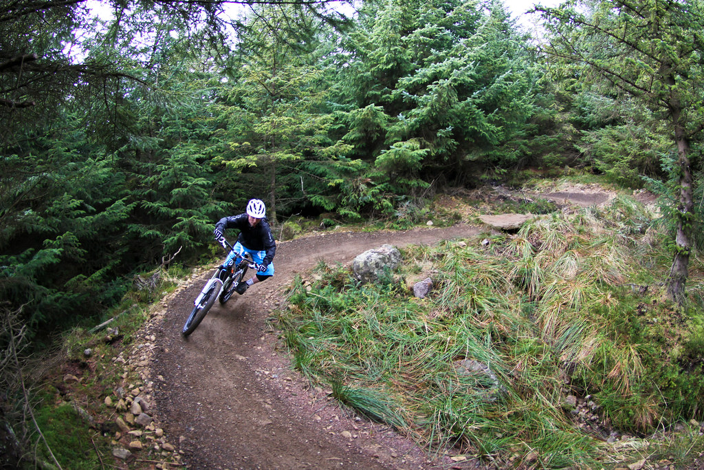 Kielder Forest with Scott Bikes 02