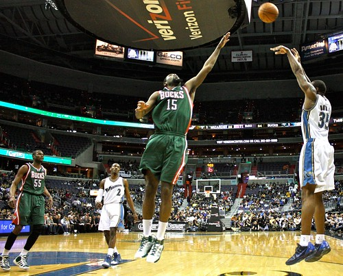 washington wizards, milwaukee bucks, truth about it, adam mcginnis, trevor booker