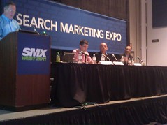 SMX West 2011: Social Analytics Panel