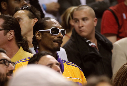 snoop lakers
