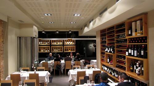 Restaurante Mugarra - Bilbao - Comedor
