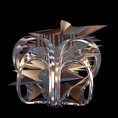 The Scholar (freetoglow (Gloria)) Tags: sensational fractal visualart bej incendia soulart wowiekazowie eyecandyart