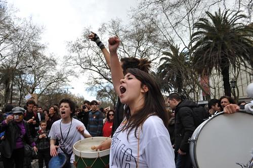 """Protesto """"Geração à Rasca"""""""