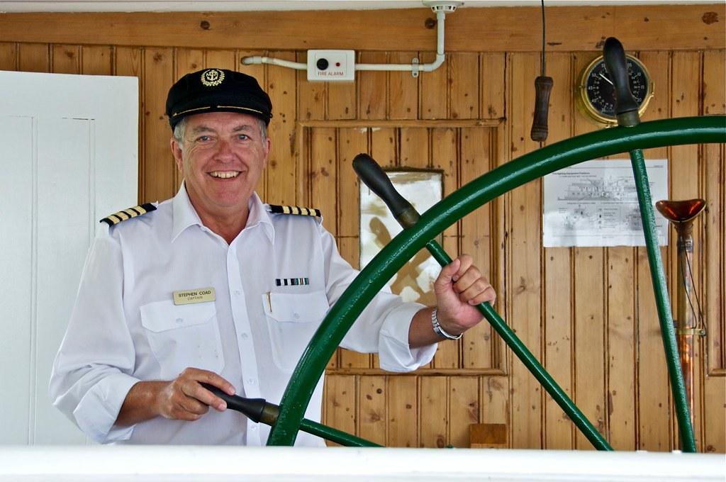 Captain Stephen Coad