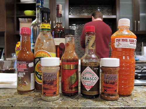 Hot Sauce Party