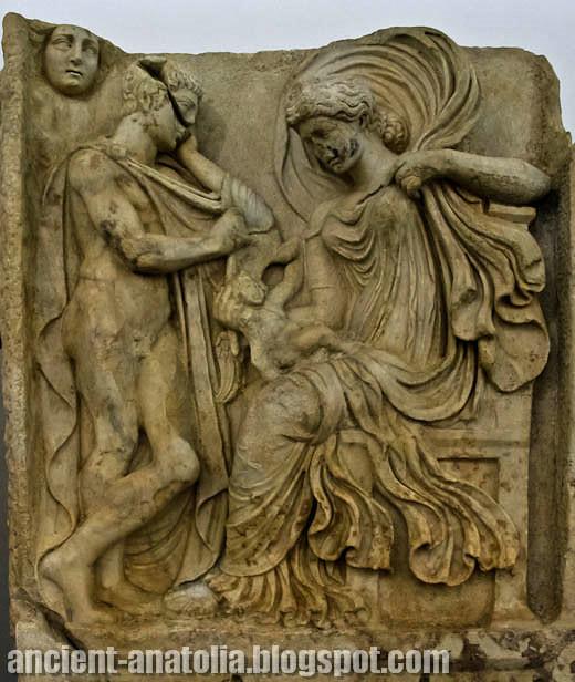 Anchises & Aphrodite