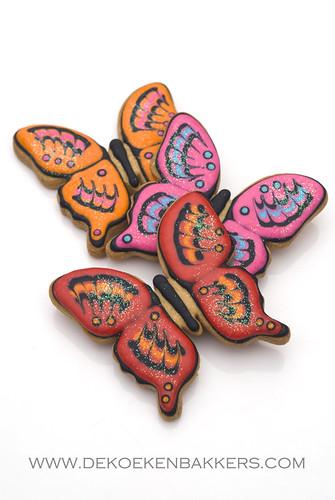 Butterflies for in your stomach!