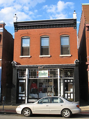 the old Kaiser Hardware building, restored (by: Cherokee Street Photos)