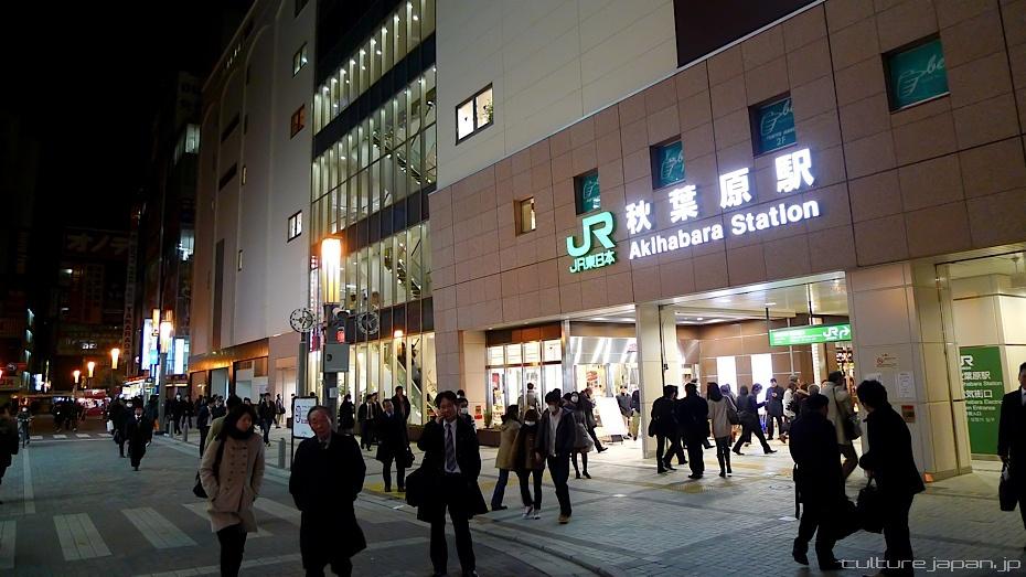 Post Earthquake Tokyo - Akihabara