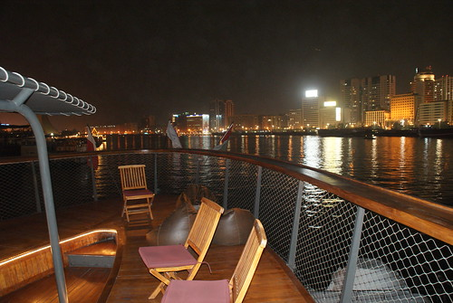The Bateaux Dubai Dinner Cruise
