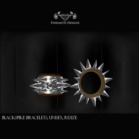 Blackspike Bracelets