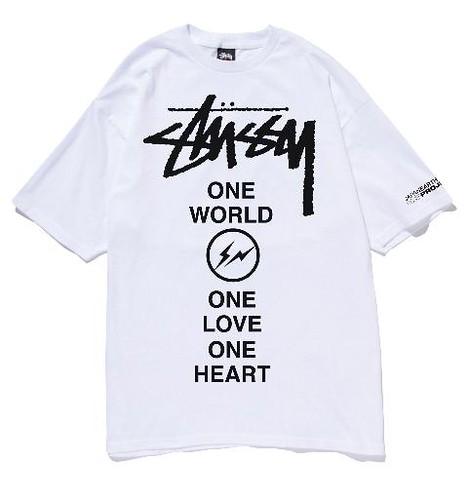 stussy charity tee jp