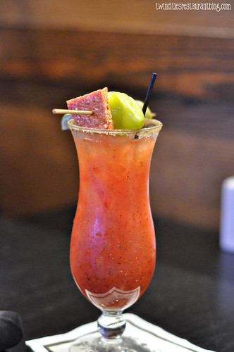 Bloody Mary at Oak City ~ Brooklyn Center, MN