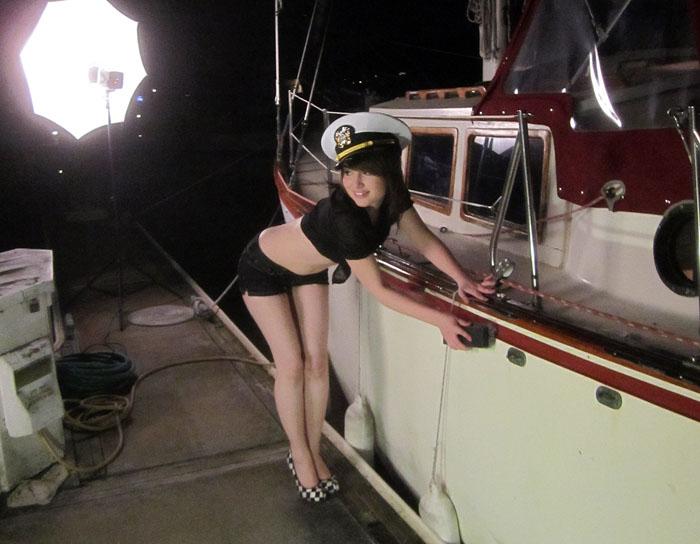 Mallory Boat Pose