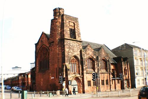Mackintosh Church, Glasgow